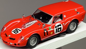 250 GT Berlinetta 1962 contemporary vers