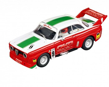 Alfa GTA silhouette, red/white/green