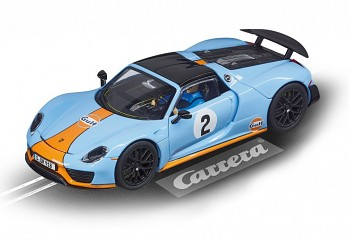 "Porsche 918 Spyder ""Gulf Racing No.02"""