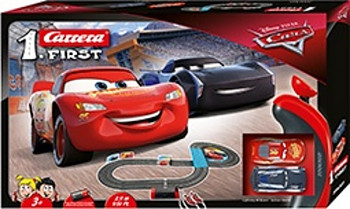 Autodráha Carrera FIRST - 63021 Disney Cars