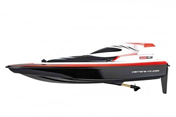 RC loď Carrera 301010 Race BOAT 2.4GHz red