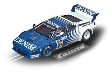 BMW M1 Procar Denim - Auto Carrera D132 - 30925