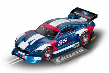 Ford Mustang GTY No.55 - Auto Carrera D132 - 30940